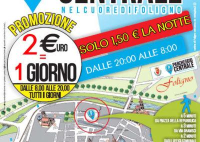 Home  Parcheggiare in centro a Foligno